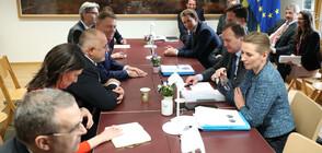 Борисов се срещна с лидерите на Дания, Швеция, Нидерландия и Австрия (ВИДЕО+СНИМКИ)