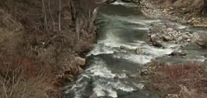 Oтново замърсиха реките Юговска и Чепеларска