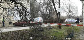 Мъж е застрелян пред жилищен блок в София (СНИМКИ)