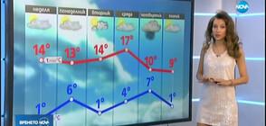 Прогноза за времето (23.02.2020 - обедна)