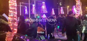 Пожар горя в пловдивски нощен клуб (СНИМКИ)