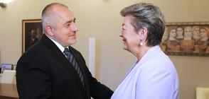 Борисов: Успешно управляваме миграционния натиск (СНИМКИ)