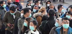 Паника заради коронавирус: Хиляди на опашка за хирургически маски (ВИДЕО)