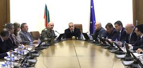 Премиерът свика извънреден Съвет по сигурността заради коронавируса (ВИДЕО)