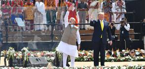 В Индия се забавляват как Тръмп произнася имената на звезди в крикета (ВИДЕО)