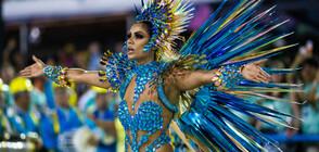 Шест дни бурна самба в Рио (ГАЛЕРИЯ)