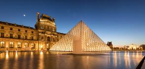 Рекордни посещения на изложба в Лувъра