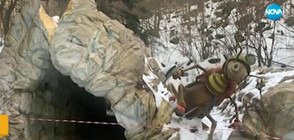 """Регионалното министерство реагира за срутения вход на пещера """"Леденика"""""""