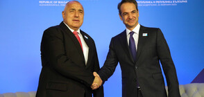 Борисов: Сътрудничеството между България и Гърция е гарант за стабилността в региона (ВИДЕО+СНИМКИ)