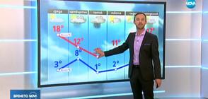 Прогноза за времето (26.02.2020 - обедна)