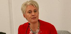 Ема Хопкинс: Желаещите да работят във Великобритания ще кандидатстват по нова система