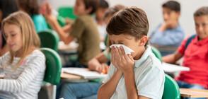 """Вирусът от тип """"Б"""" засяга голяма част от децата"""