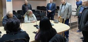 Гешев се срещна с местните власти в Костенец и Ихтиман