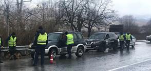 13 арестувани при спецакция в Гоцеделчевско (ВИДЕО+СНИМКИ)