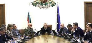 Борисов свиква извънредно заседание на МС с националния щаб за коронавируса