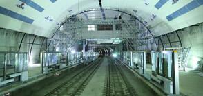 МОДЕРНИЗАЦИЯ: Показват реновирани влакове за столичното метро