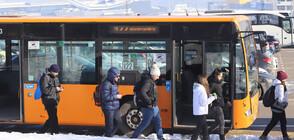 Няколко автобуса с деца закъсаха на Витоша