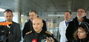Националният щаб ще провежда брифингите си само веднъж на ден в МС