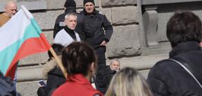 СЛУЖЕБЕН КОНФЛИКТ: Спор между НСО и МВР заради протеста на медицинските сестри