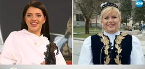 """Николина Чакърдъкова: DARA ме имитира прекрасно в """"Като две капки вода"""""""