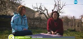 """""""Да хванеш гората"""": Младите в помощ на пенсионерите в с. Долни Вадин"""