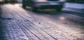 Продължава обилният снеговалеж в Северозападна България (ВИДЕО)
