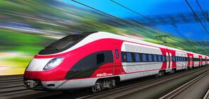 Франция пусна първия високоскоростен влак за пациенти с COVID-19 (ВИДЕО)