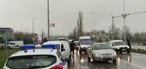 Нов проблем на изходите на Пловдив (ВИДЕО)