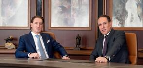 Кирил и Георги Домусчиеви дариха храни за 250 000 лева на нуждаещи се семейства (ВИДЕО+СНИМКИ)