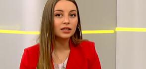 Михаела Маринова представи новия си албум в ефира на NOVA (ВИДЕО)