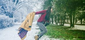 Идва априлска снежна вълна