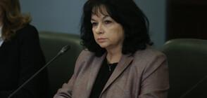 Теменужка Петкова: Енергийният сектор е финансово стабилен към момента (НА ЖИВО)