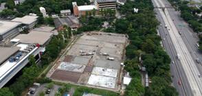 Стадионите на Бразилия се превърнаха в болници (ВИДЕО+СНИМКИ)