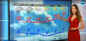 Прогноза за времето (04.04.2020 - обедна)