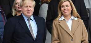Бременната годеница на Борис Джонсън е с коронавирус