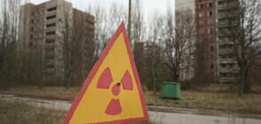 Повишено ниво на радиация в Чернобилската забранена зона заради горски пожар?