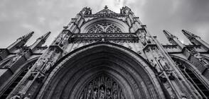 Катедрала в Ню Йорк става полева болница