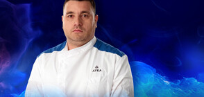 Лука напусна Hell's Kitchen България