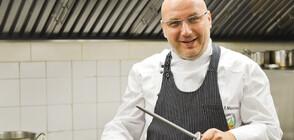 """Шеф Манчев преобразява ресторант в романтичния Ахтопол в """"Кошмари в кухнята"""""""