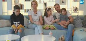 ПЪЛНА КЪЩА: Тишината невъзможна в дома на семейство Пресолски