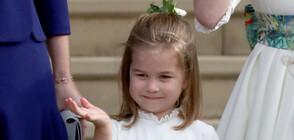 В СОЦИАЛНА ИЗОЛАЦИЯ: Принцеса Шарлот ще празнува рождения си ден с видео разговор с кралицата