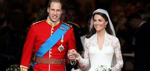 9 ГОДИНИ СЕМЕЕН УЮТ: Кейт и Уилям празнуват годишнина от приказната си сватба (ВИДЕО+ГАЛЕРИЯ)