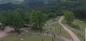 Проектът за гората в Црънча е готов