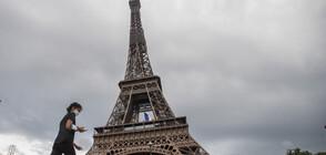 Бомбена заплаха затвори за 3 часа Айфеловата кула (ВИДЕО)