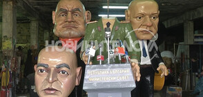 Генерал Мутафчийски ще дефилира на карнавала в Габрово (ВИДЕО+СНИМКИ)