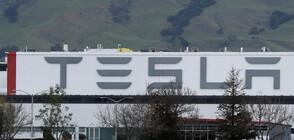 НОВ СРИВ: Акциите на Tesla продължават да падат
