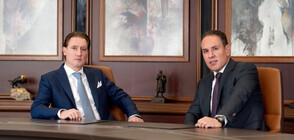 """Domuschievi brothers together with """"Navibulgar"""" - the biggest donor in the region of Burgas"""