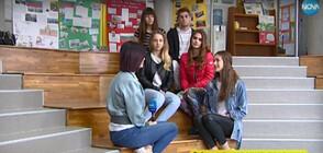 """""""ТЕХНИТЕ ИСТОРИИ"""": Ученици помагат на възрастни хора в Мисия """"Усмивка"""""""