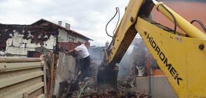 Три къщи горяха в Бобошево
