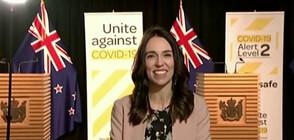 Премиерът на Нова Зеландия в ефир по време на силен трус (ВИДЕО)